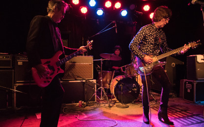 Power Pop Bill at Beat Kitchen Shakes The Walls With SF Band The Flamin' Groovies