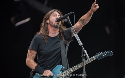 Foo Fighters @ Wrigley Field