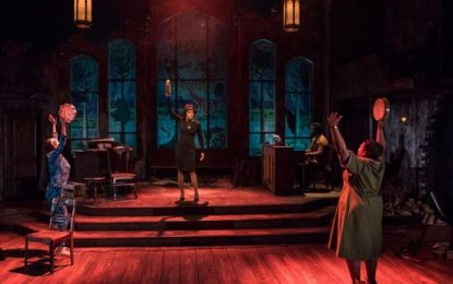 'Four Women' a Fine Showcase of a Musical Genius