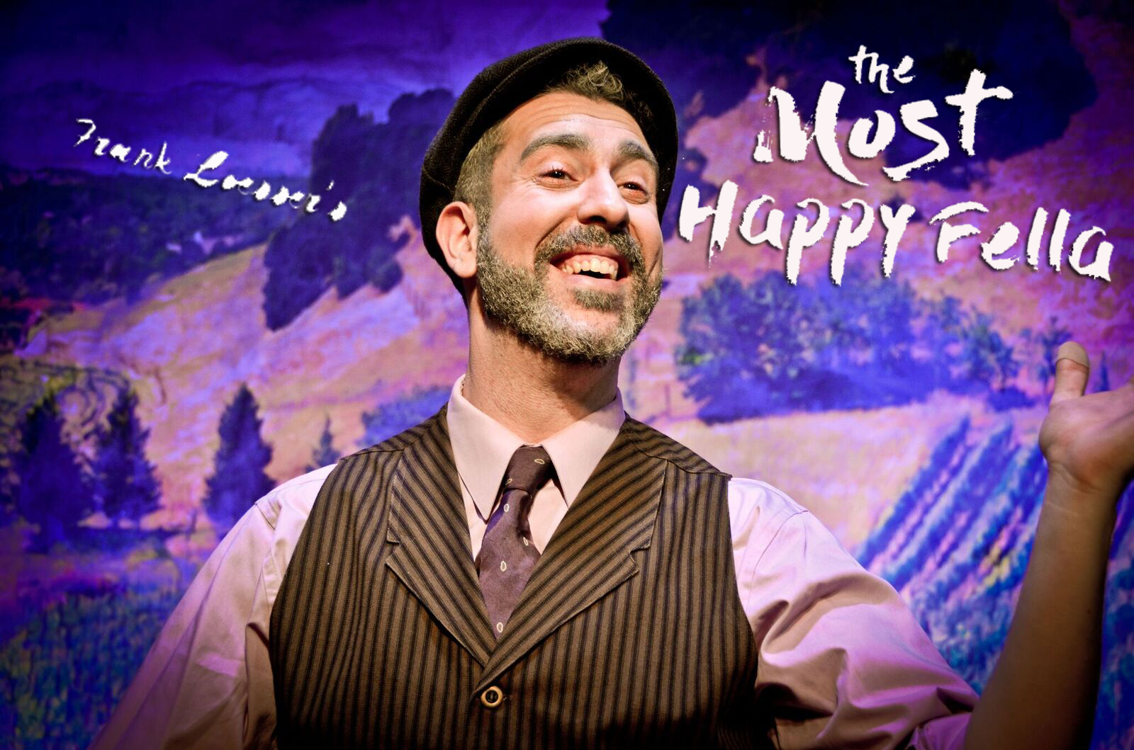 Musical Theatre Review: Theo Ubique's 'Most Happy Fella' an Utter Delight