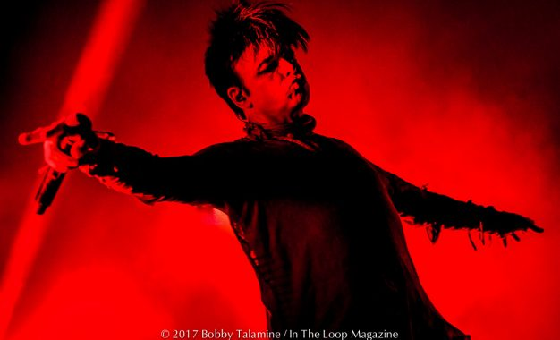 Gary Numan Tours Chicago With New Album, Songs From A Broken World, On Savage US Tour