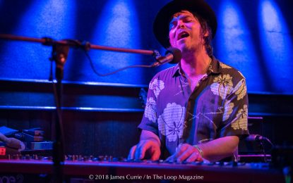 Gaz Coombes @ Schubas (Color Series Gallery)