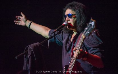 Gene Simmons Band @ Arcada Theatre (St, Charles, IL)