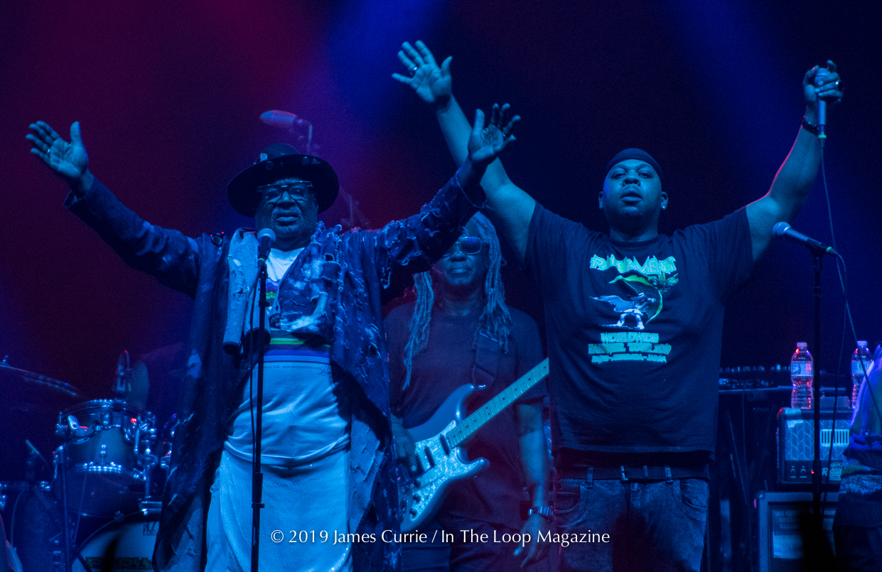 George Clinton's P-Funk Demolishes Aragon Stage with Blistering Farewell Concert