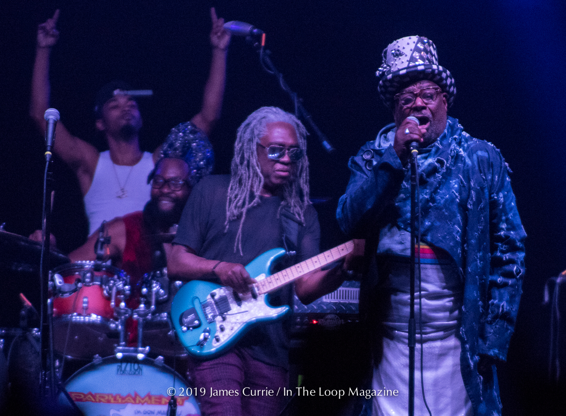 George Clinton & Parliament Funkadelic : Final Tour @ Aragon Ballroom