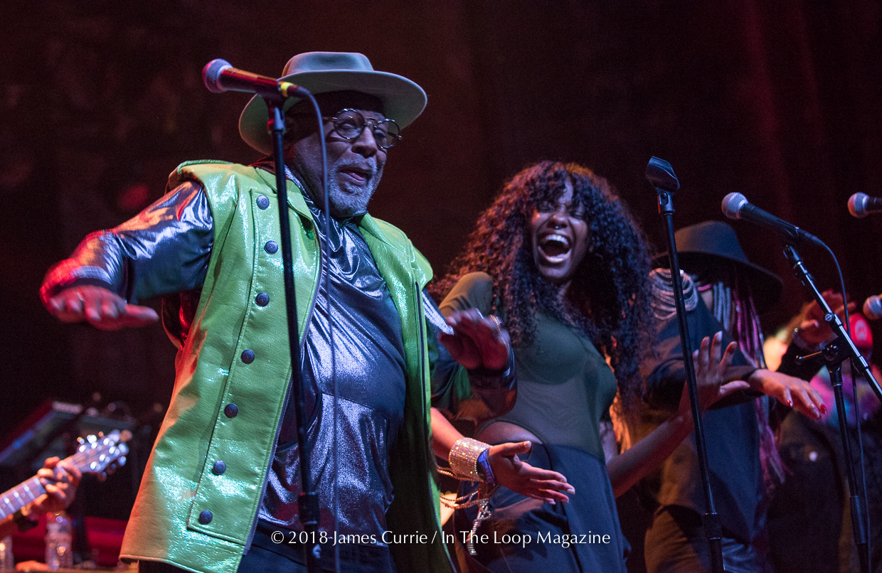 The Funk Returns To Thalia Hall As George Clinton Brings Back Parliament Funkadelic For Opening Night Of Tour