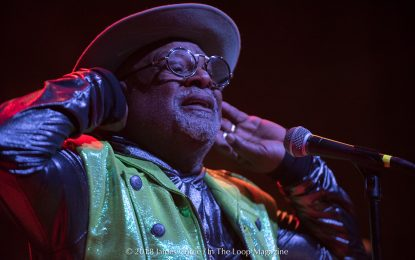 George Clinton and Parliament Funkadelic @ Thalia Hall