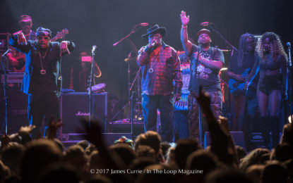 Sold Out Show At Thalia Hall, George Clinton Proves Parliament Funkadelic Still On Top Of Their Game