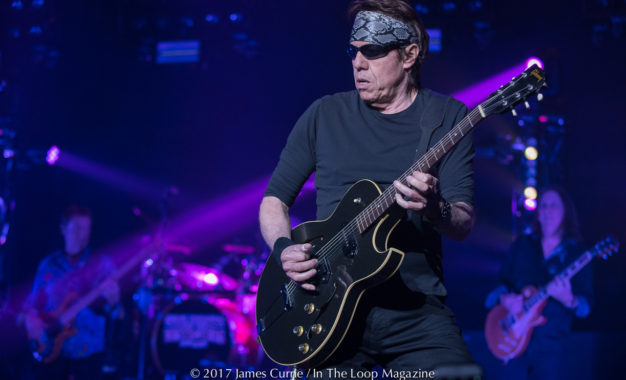 Rock Party: Cool As Ice American Guitar Rocker, George Thorogood, Melts Down The Arcada