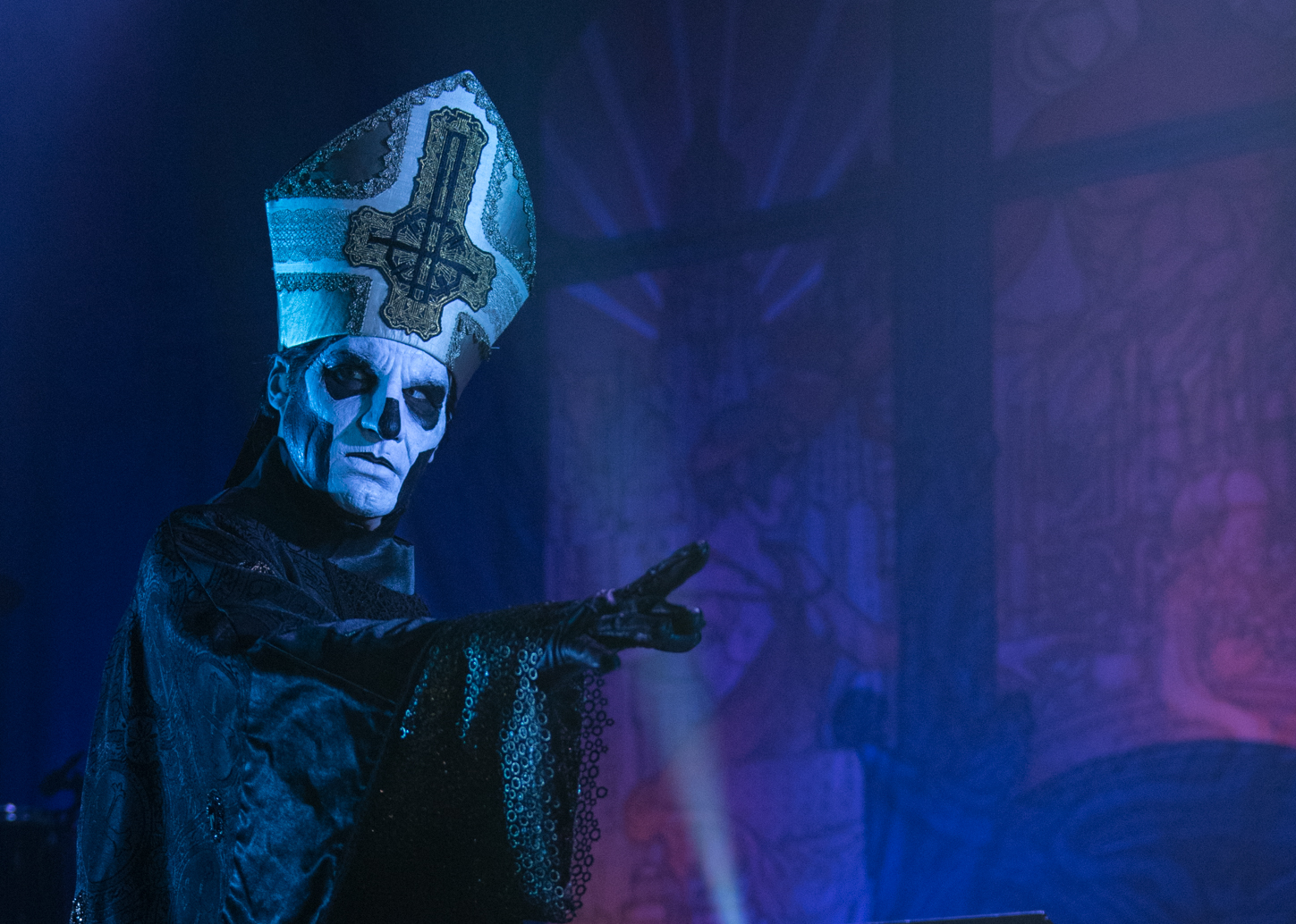 Photo Gallery : Ghost @ The Riv