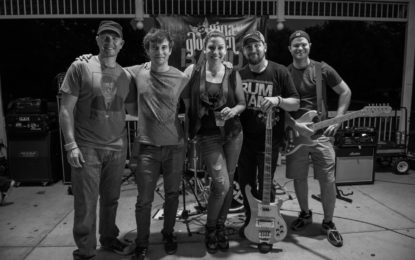 Photo Gallery : Gina Glocksen Band