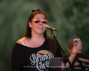Gina Glocksen Band @ North Riverside Music In The Park (NRS)