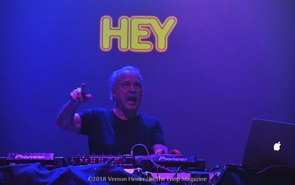 Concert Review: Giorgio Moroder And Little Boots Live In Chicago At Thalia Hall