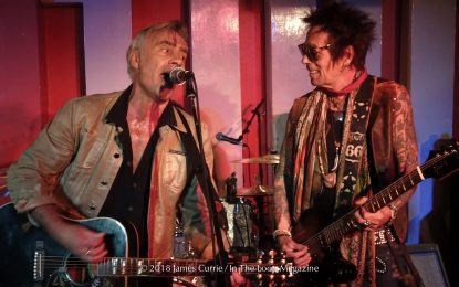Se-X Pistol, Glen Matlock, Plays London Soho Club With Reworked Classics In A Super Group That Includes U.S. Guitar Legend Earl Slick
