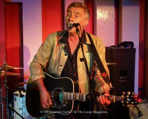 ITLM OTRS: Glen Matlock (Sex Pistols) @ Club 100 (London, UK)