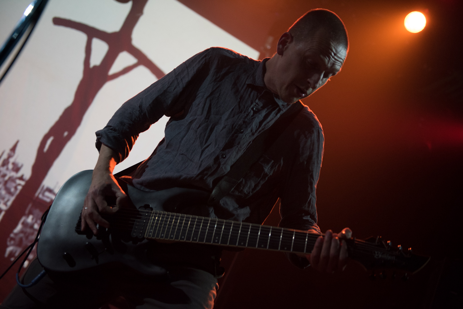 Photo Gallery : Godflesh @ Metro (Cold Waves IV)