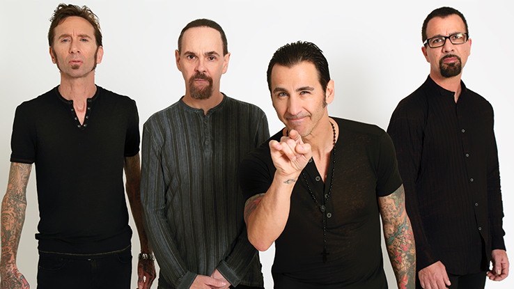 GODSMACK Comes To Tinley Park In July With Shinedown For Co Headlining Tour On Summer Amphitheater Tour