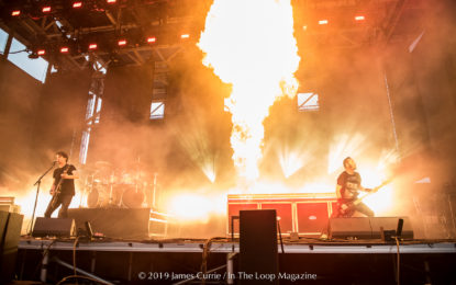 Gojira @ Chicago Open Air 2019