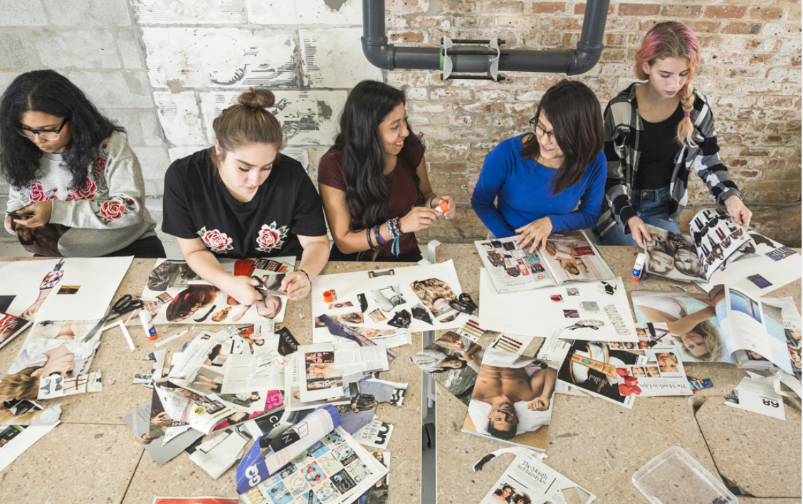 """MAYOR EMANUEL DESIGNATES 2018 AS THE """"YEAR OF CREATIVE YOUTH"""" IN CHICAGO"""