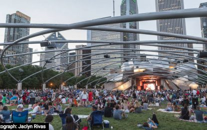 2018 MILLENNIUM PARK SUMMER MUSIC SERIES FEATURES FREE OUTDOOR CONCERTS JUNE 18–AUGUST 16 AT THE JAY PRITZKER PAVILION