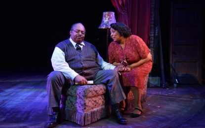 Theatre Review: Gypsy – Chicago Diva E. Faye Butler Makes Her Porchlight Music Theatre Debut At Ruth Page Center for the Arts