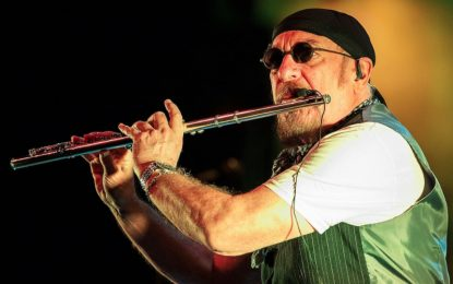 Ian Anderson Bring's Jethro Tull's 50th Anniversary Tour To Ravinia