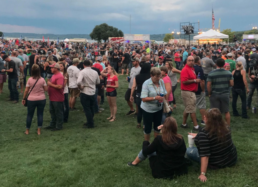 ITLM OTR Series : Tailgates N' Tallboys Country Music Fest Taking Peoria By Storm With Charlie Daniels And Co.