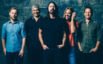 Foo Fighters Announce Surprise Gig In Chicago On Friday