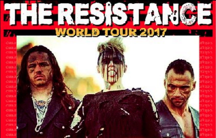 Free Ticket Giveaway! Otep at Wire in Berwyn
