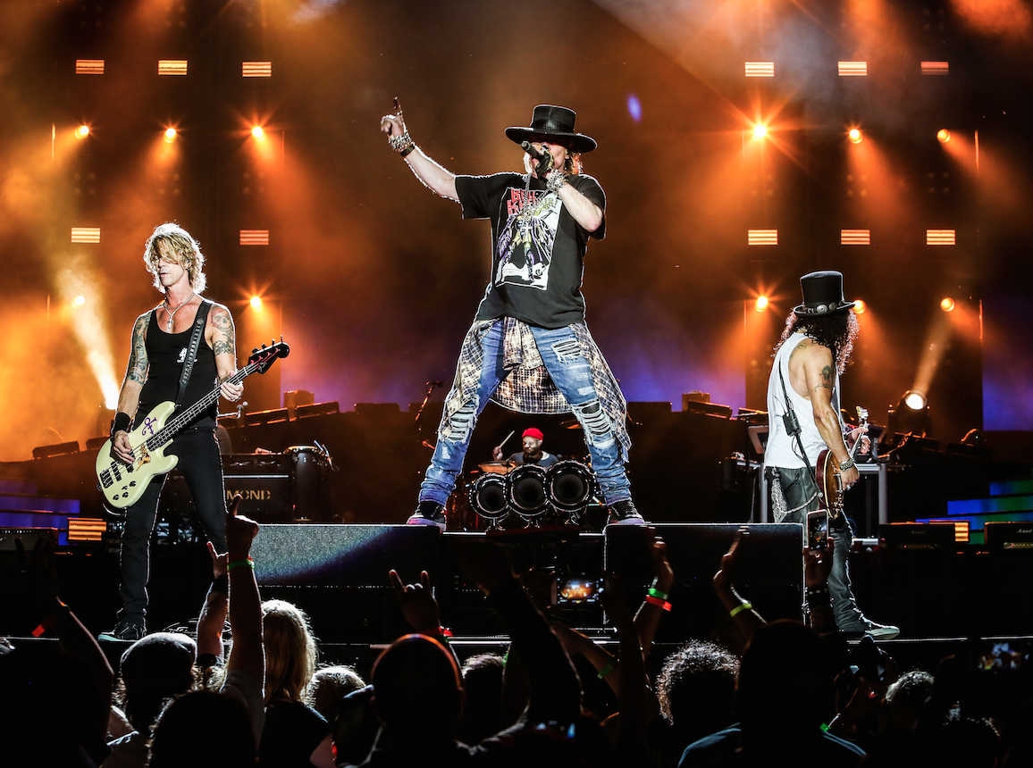 Guns N' Roses – Yes, In This Lifetime And Live At Chicago's Soldier Field