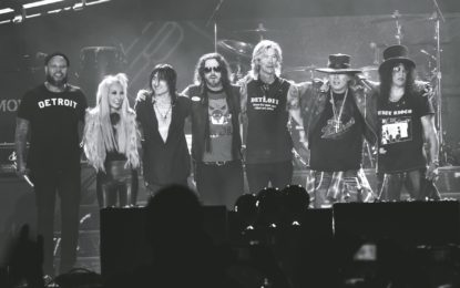 Guns N Roses Kick Off 'Not In This Lifetime Tour' In Neighboring Detroit