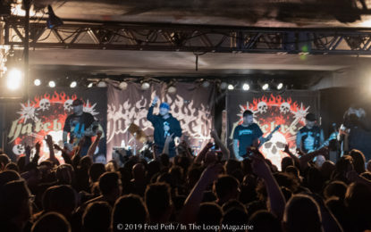 ITLM OTRS: Hatebreed Live At The Rave in Milwaukee. 25 Years of Going Strong With No Slowing Down