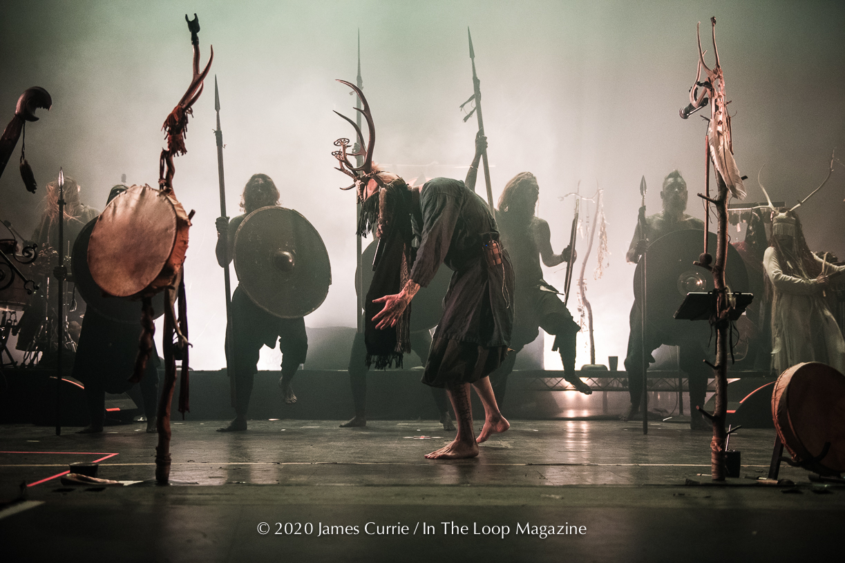 Ancient Nordic Iron Age Lore Comes To Life In Rare Performance By Heilung In Chicago's Uptown
