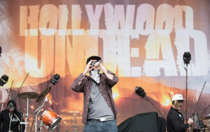 Photo Gallery : Hollywood Undead @ COA 2016