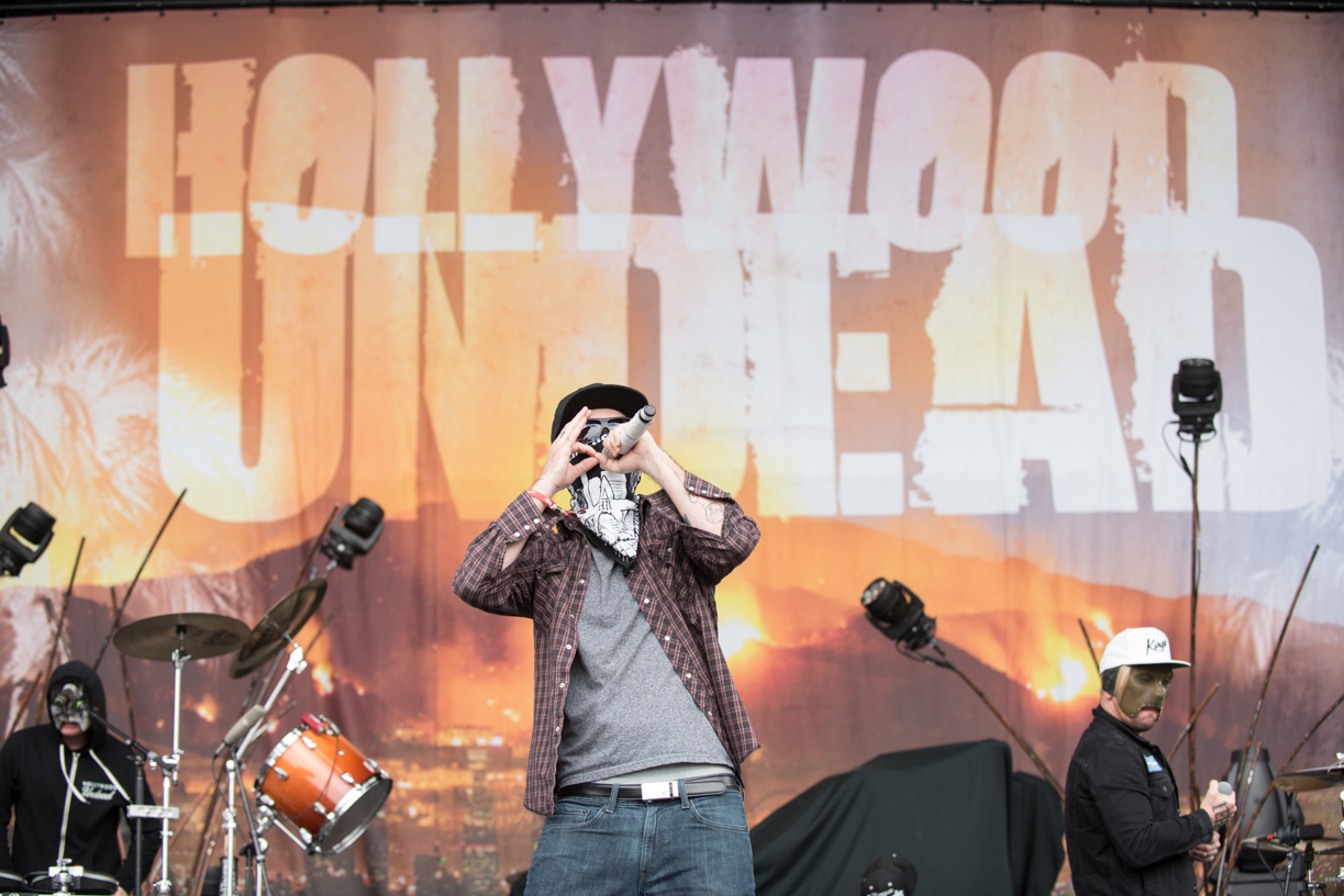 in the loop magazine hollywood undead live in chicago open air