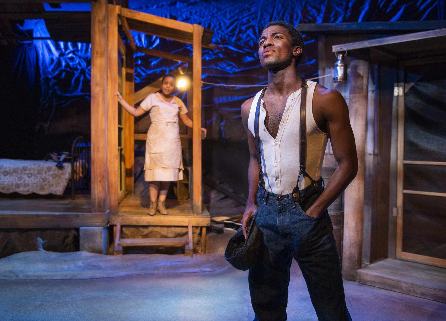 """Theatre Review: Sterling Cast Drives Raven's """"Hoodoo Love"""""""