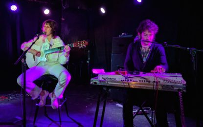 Concert Review: Aldous Harding Stuns the Empty Bottle