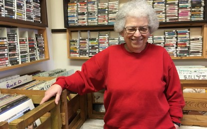 Oak Park Record Store Owner, Val Camilletti, On Discovering New Music