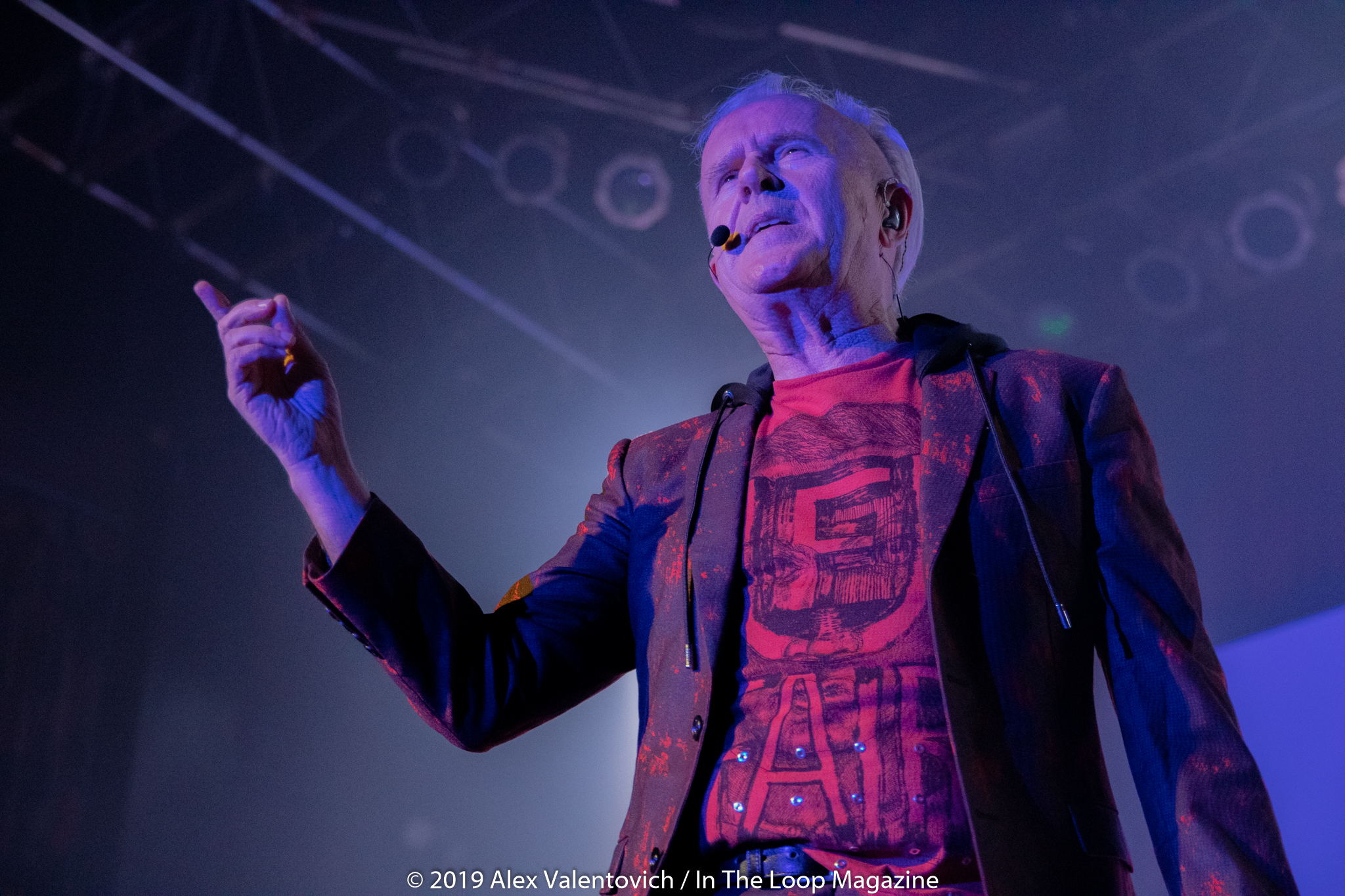 Live Review & Gallery: 80's Synthwave Night With Howard Jones and Men Without Hats At House of Blues Chicago
