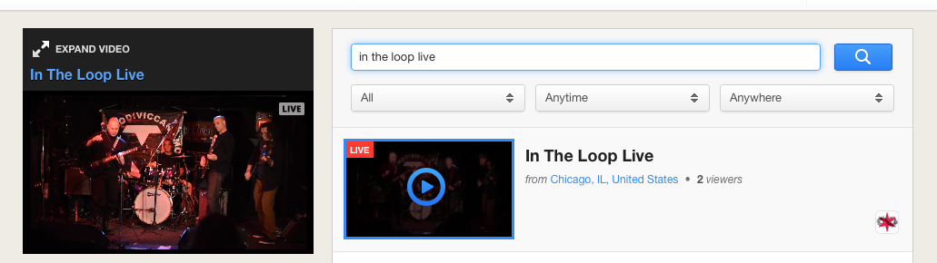 In The Loop Live - Modiviccan