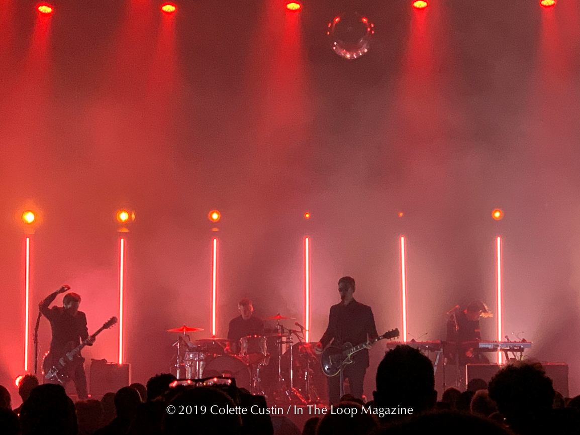 Concert Review: Interpol Live In Chicago At The Chicago Theatre