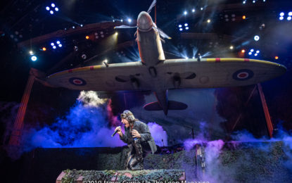 Live Review: Iron Maiden Bring 'Legacy Of The Beast' Tour Through Chicagoland Loaded With Decades Of Hits