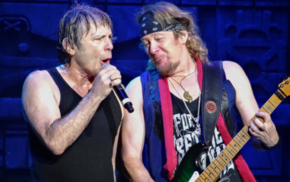 Iron Maiden @ Tinley Park