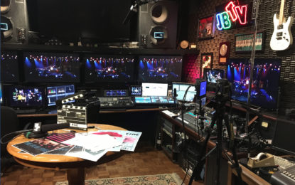 JBTV Studios Offering Chances Of A Lifetime Through Studio Upgrade GoFundMe Campaign