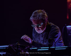 Jean-Michel Jarre @ Auditorium Theatre