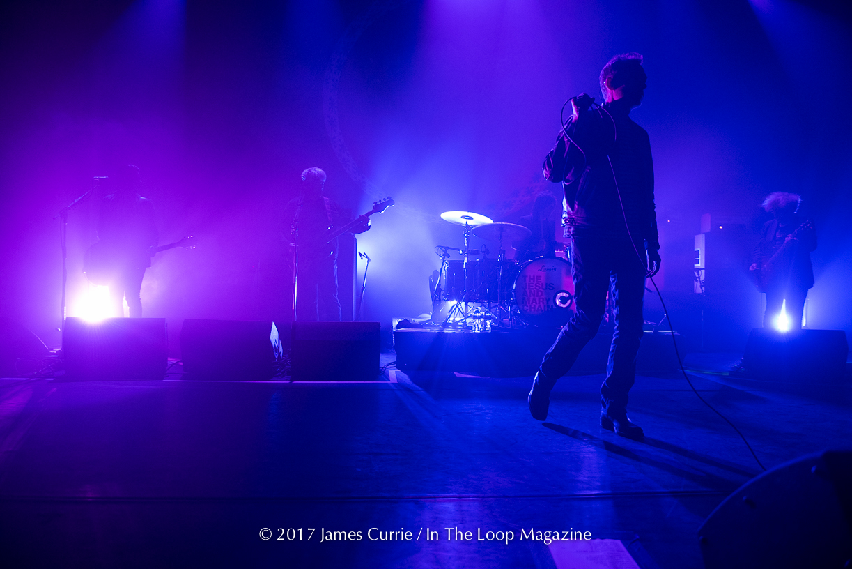 The Jesus and Mary Chain Scorches In A Volcanic Show at The Vic