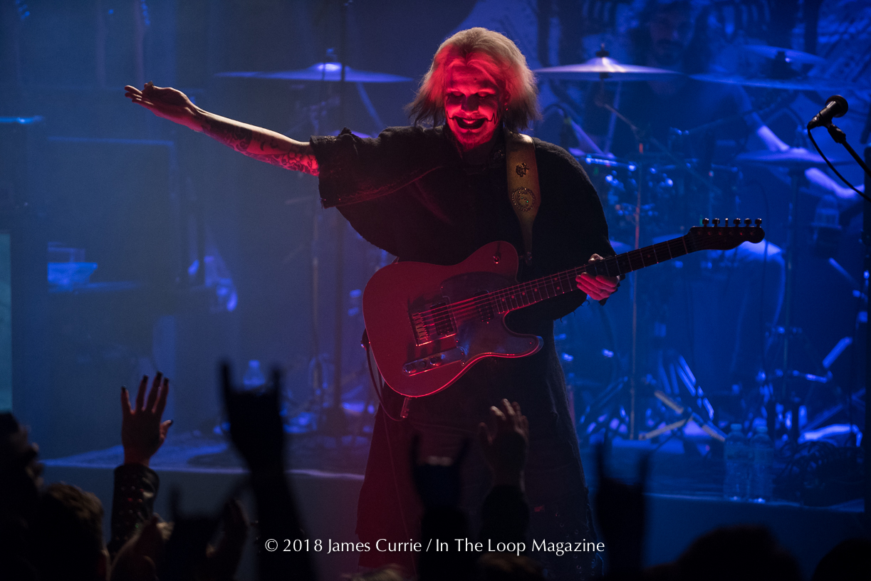 John 5 Talks Touring, KISS Collecting and Forthcoming Rob Zombie Album