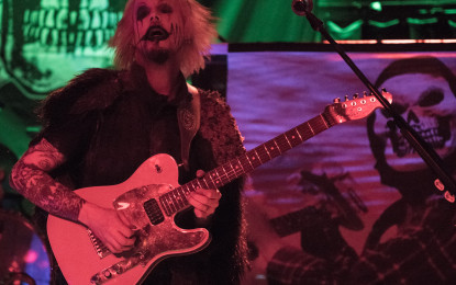 Photo Gallery : John 5 & The Creatures @ Reggies Rock Club