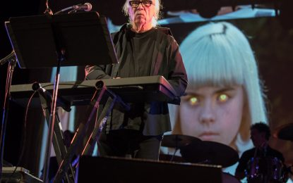 Master of Horror, Master of Hits: John Carpenter Brings His Horror Movie Music Anthology Tour To The Aragon Ballroom