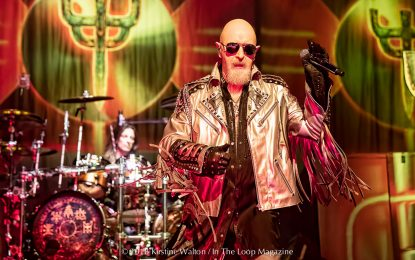 Judas Priest @ Hollywood Casino Amphitheatre (Tinley Park, IL)